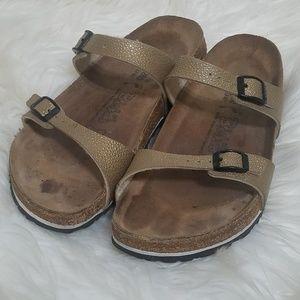 Birkenstock Birki's Tahiti Sandals Size 40/10